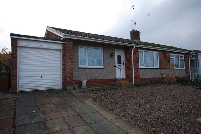 Thumbnail Semi-detached bungalow for sale in Mayfield, Morpeth