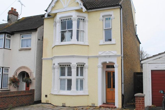 Thumbnail Detached house to rent in Southsea Avenue, Leigh-On-Sea