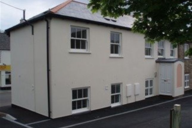 Thumbnail Flat to rent in Lyme Street, Axminster