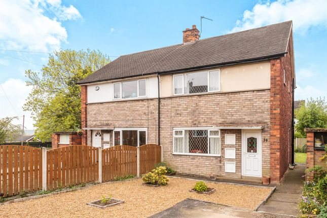 2 bed semi-detached house for sale in Rhodes Crescent, Pontefract
