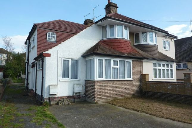 Thumbnail Property for sale in Windsor Drive, Dartford