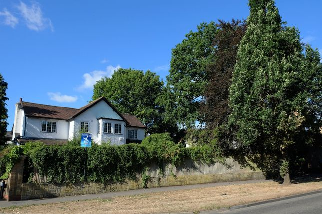 Thumbnail Detached house for sale in Clay Hill, Enfield