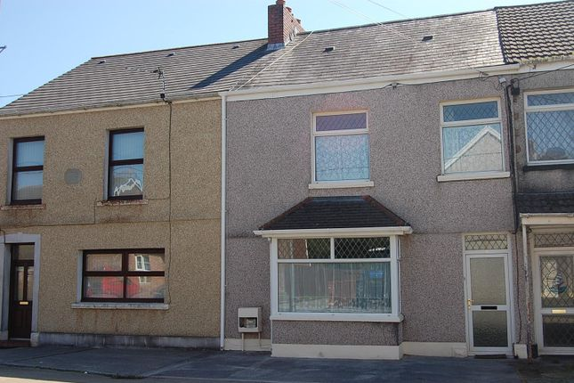 Thumbnail Terraced house for sale in Pantyffynnon Road, Ammanford