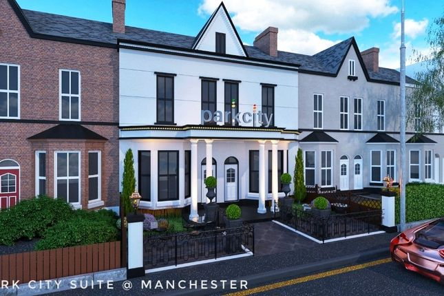 Thumbnail Property for sale in Rochdale Road, Blackley, Manchester