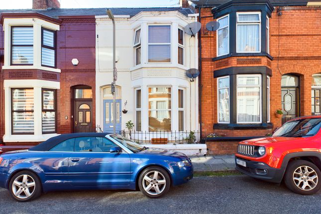 Thumbnail Terraced house for sale in Lucan Road, Aigburth, Liverpool