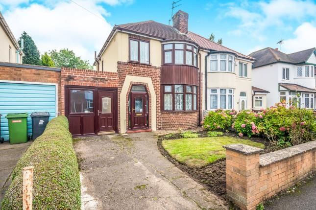 Thumbnail Semi-detached house for sale in Probert Road, Oxley, Wolverhampton, West Midlands