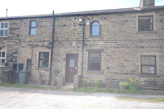 Thumbnail Cottage to rent in Wood Nook, Denholme, Bradford