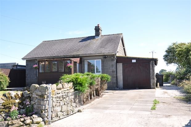 Thumbnail Detached bungalow for sale in Craig View, Colwell, Northumberland.