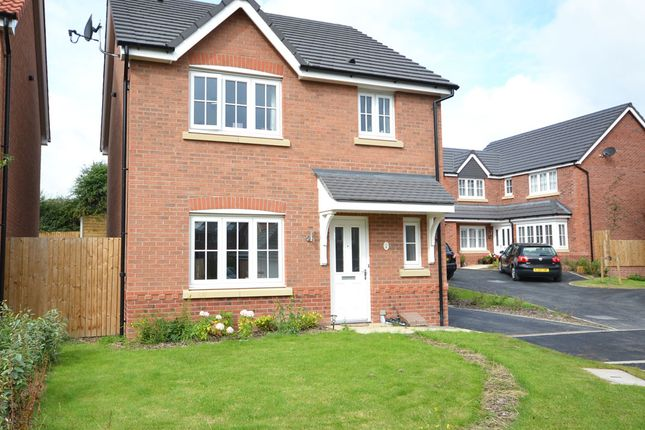 Thumbnail Detached house for sale in Clos Bodrhyddan, Rhyl