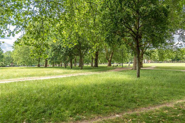 Highbury Fields of Highbury Place, Highbury, London N5