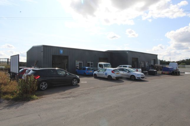 Thumbnail Industrial for sale in Ollerton Business Park, Childs Ercall
