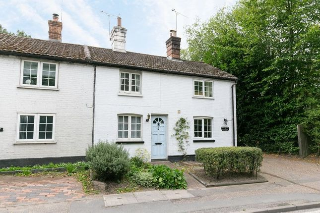 Thumbnail Terraced house for sale in Copthorne Common, Copthorne, West Sussex