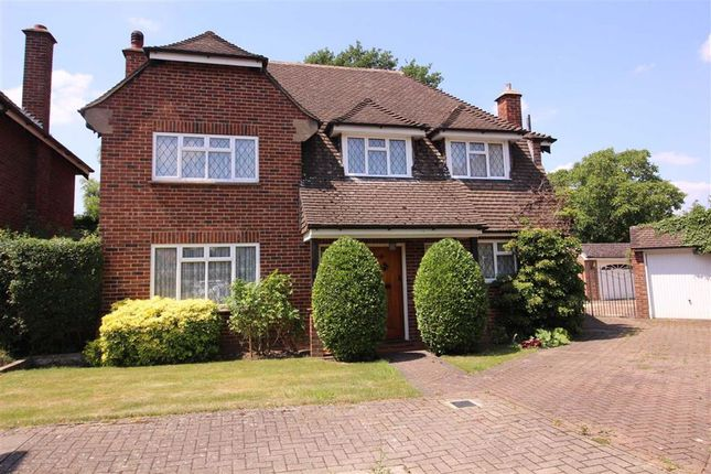 Thumbnail Detached house for sale in The Gardens, Beckenham