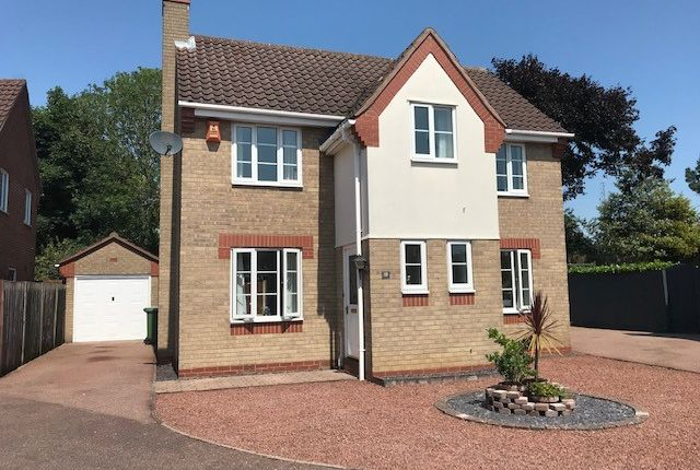 3 bed detached house to rent in Blakestone Drive, Thorpe St. Andrew, Norwich NR7