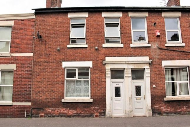 Thumbnail Terraced house to rent in Plungington Road, Fulwood, Preston