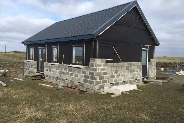 Thumbnail Detached bungalow for sale in New House, Airon Road, Sanday, Orkney