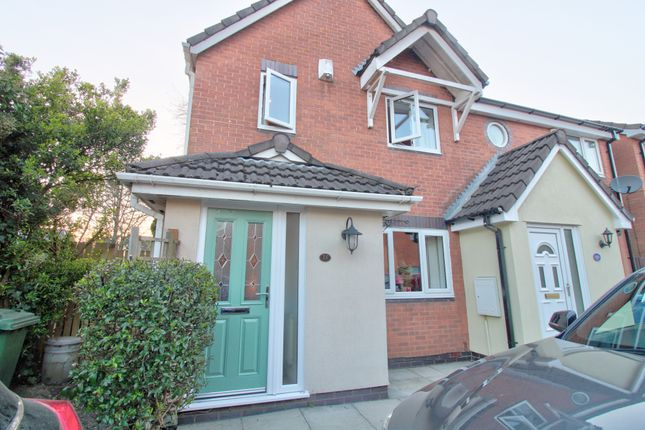 2 bed semi-detached house for sale in Browns Road, Bradley Fold, Bolton BL2