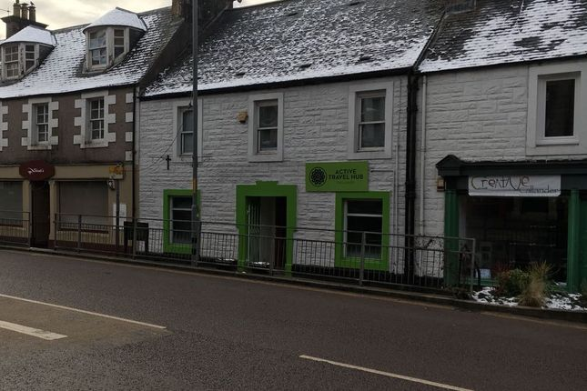 Thumbnail Retail premises to let in Main Street, Callander