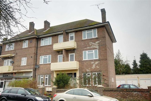 Thumbnail Flat for sale in Canterbury House, Broomfield Avenue, Worthing, West Sussex