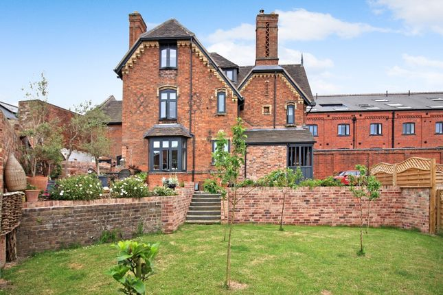 Thumbnail Detached house for sale in Belle Vue Road, Shrewsbury
