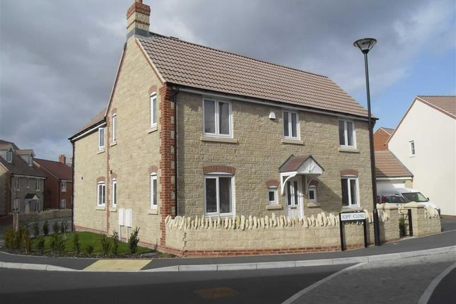Thumbnail Detached house to rent in Newson Road, Swindon