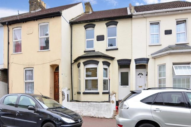 Thumbnail Terraced house to rent in Thorold Road, Chatham