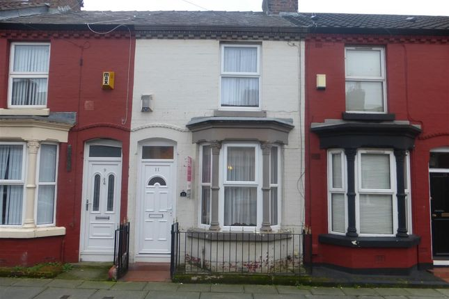 Thumbnail Terraced house for sale in Macdonald Street, Liverpool, Merseyside, Liverpool