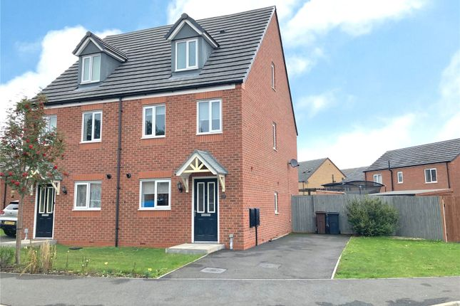 3 bed property for sale in Oak Drive, Penyffordd, Chester, Flintshire CH4