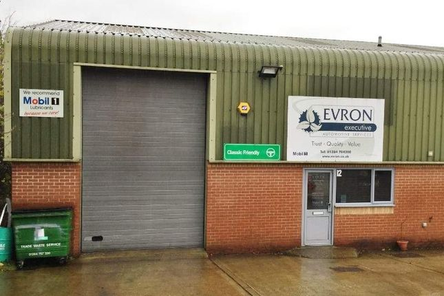 Parking/garage to let in 12 Mercers Road, Bury St Edmunds