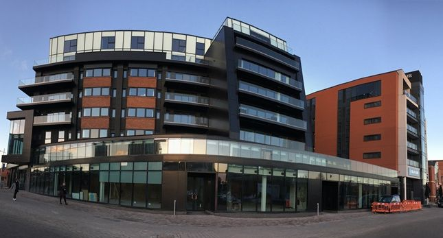 Office to let in One The Brayford Wharf North, Lincoln