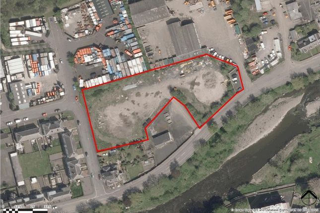 Thumbnail Land for sale in Land, Mansfield Road, Hawick