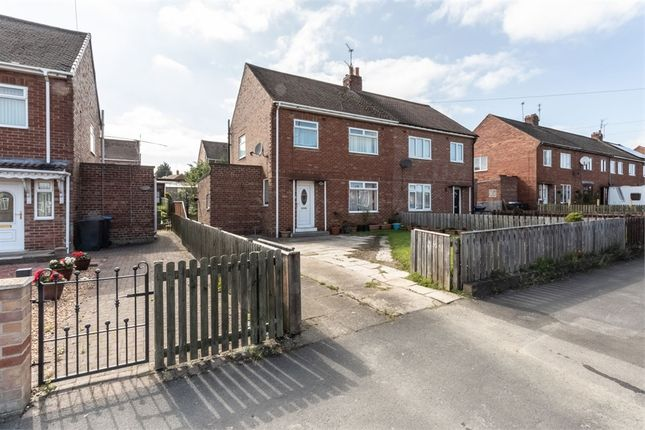 Hall Lane Estate, Willington, Crook, Durham DL15