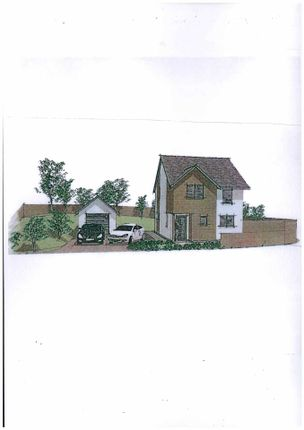 Thumbnail Detached house for sale in Goledd Dyfi, Commins Coch, Machynlleth, Powys