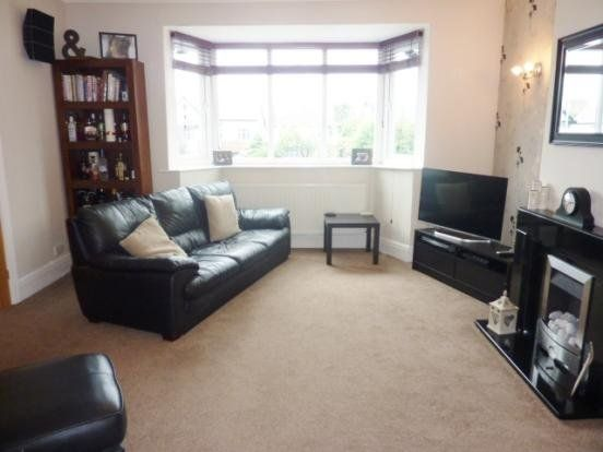 Thumbnail Flat to rent in Garstang Road, Fulwood, Preston