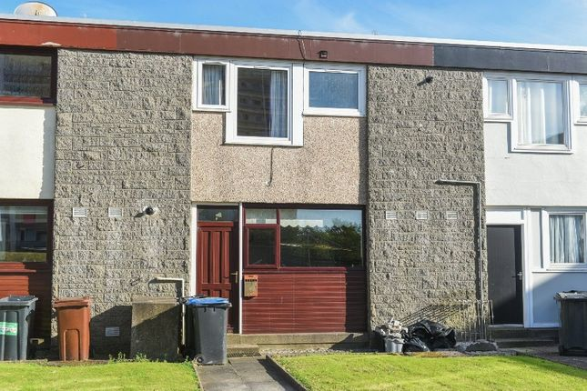 Thumbnail Terraced house to rent in Seamount Road, City Centre, Aberdeen