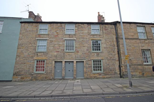 Thumbnail Flat for sale in Hencotes, Hexham