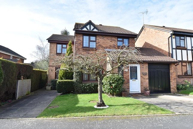 Thumbnail Detached house for sale in High Meadows, Stoke Heath, Bromsgrove