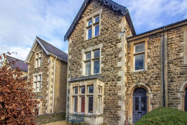 Thumbnail Semi-detached house for sale in Vicarage Street, Frome