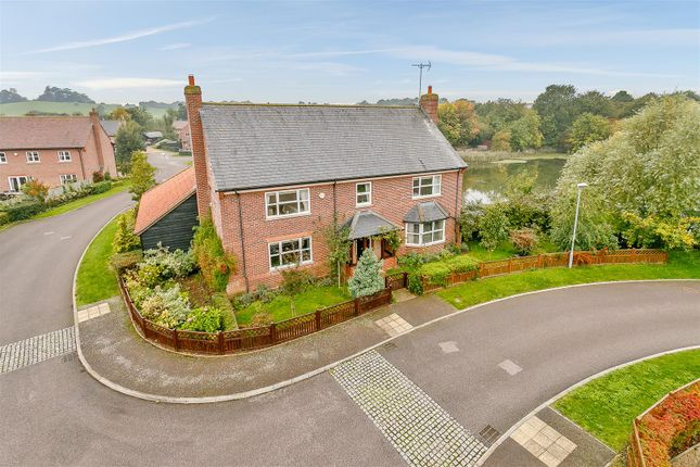 Thumbnail Detached house for sale in Lovett Green, Sharpenhoe, Bedford