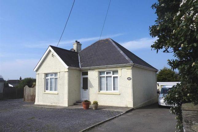 Thumbnail Detached bungalow for sale in Penparc, Cardigan