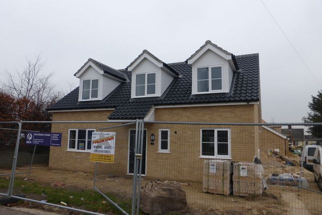 Thumbnail Property for sale in Beccles Road, Bradwell, Great Yarmouth