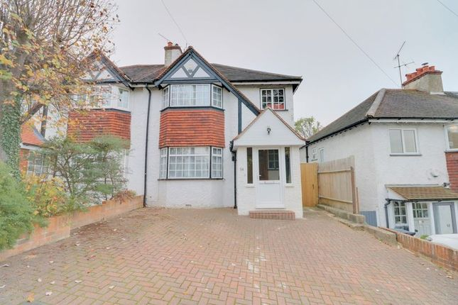 3 bed semi-detached house for sale in St. James Road, Purley CR8