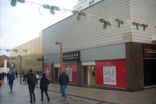 Thumbnail Retail premises to let in 26 High Street, Bracknell, Berkshire