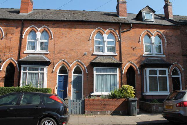 4 bed terraced house to rent in Antrobus Road, Handsworth, Birmingham