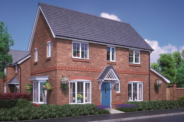 Thumbnail Detached house for sale in Wesley Street, Preston