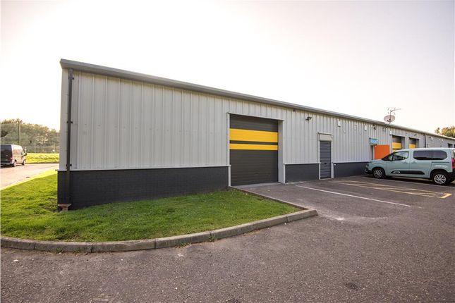 Thumbnail Light industrial to let in Unit 12A Imex Business Centre, Craig Leith Road, Stirling