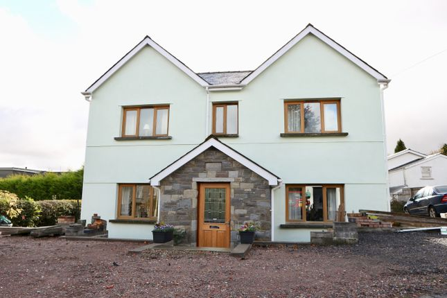 Thumbnail Detached house for sale in Winchfawr, Heolgerrig, Merthyr Tydfil