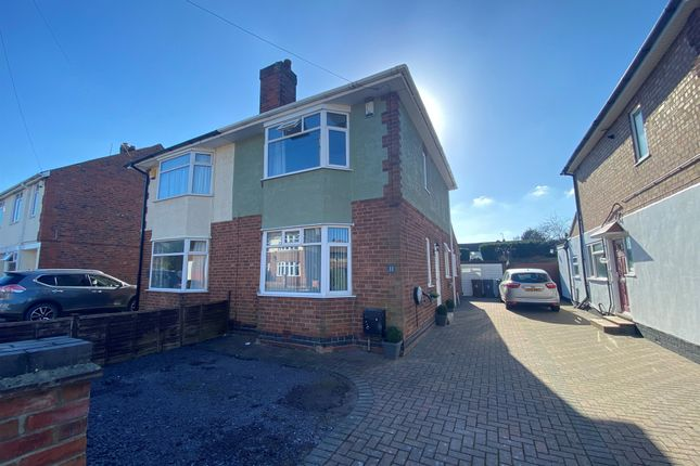 2 bed semi-detached house for sale in Lincoln Avenue, Lincoln LN6