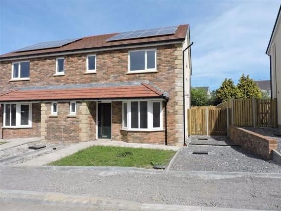 Thumbnail Semi-detached house for sale in Coed Y Dderwen, Off Coed Y Cadno O, Lotwen Road, Cwmgwili, Carmarthenshire