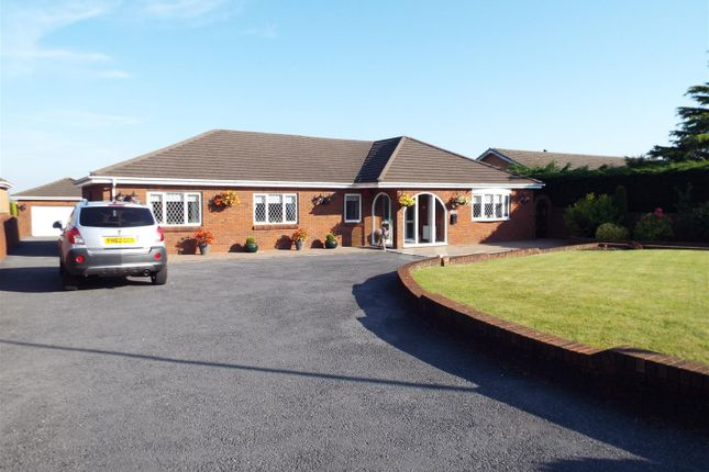Thumbnail Detached bungalow for sale in Pendderi Road, Bynea, Llanelli